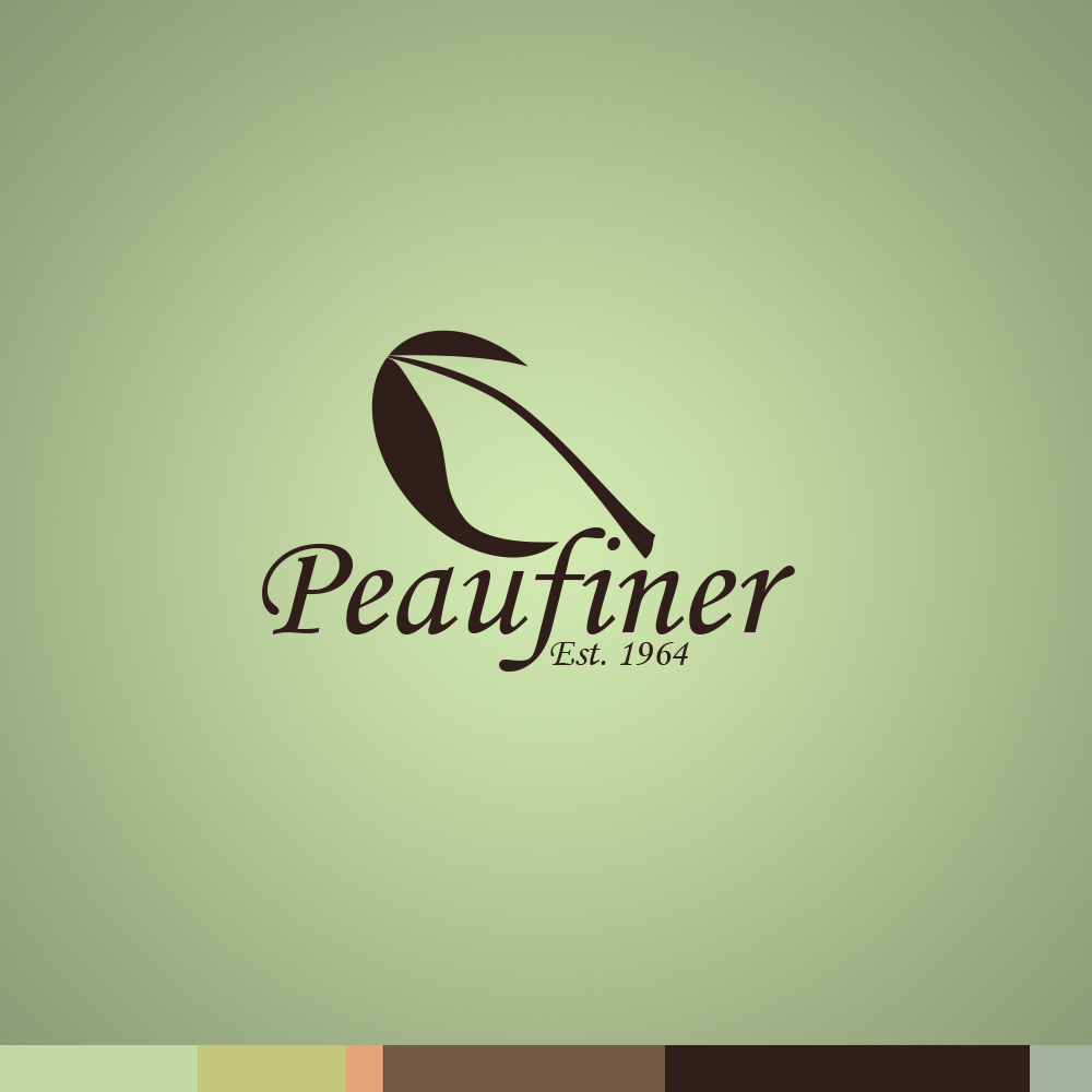 Peufiner Tea and Coffee Logo
