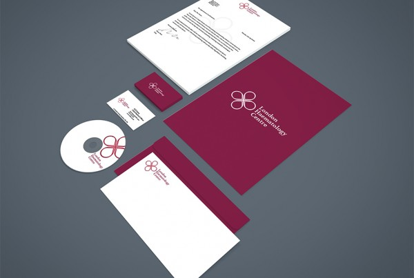 London Haematology Centre – Rebrand and Logo Brief