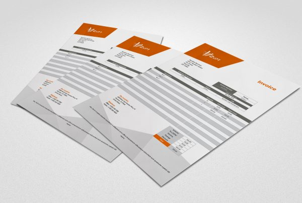 Zupt Stationary Design - Invoice