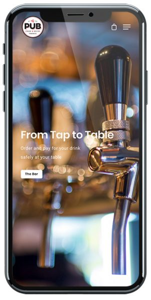 SipApp - From Tap to Table